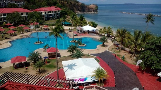 Canyon Cove Hotel & Spa: view from the top floor dining area