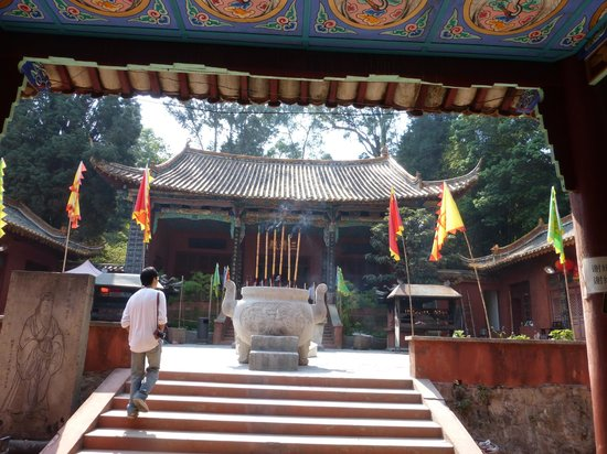 Kunming Golden Temple : one temple