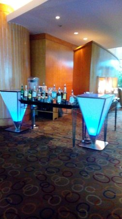 Pan Pacific Manila : bar