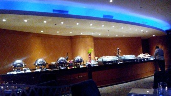 Pan Pacific Manila : Dinner buffet