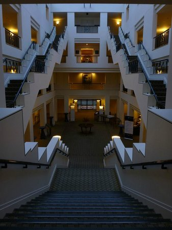 Hyatt Hotel Canberra: Interior of hotel.