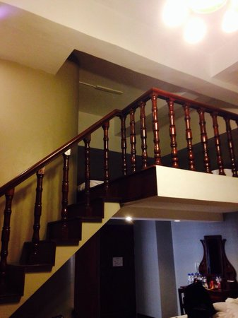 Gordion Hotel : The loft inside Gordion's family room