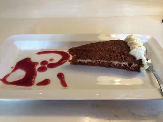 Cafe Smorgas: Carrot cake