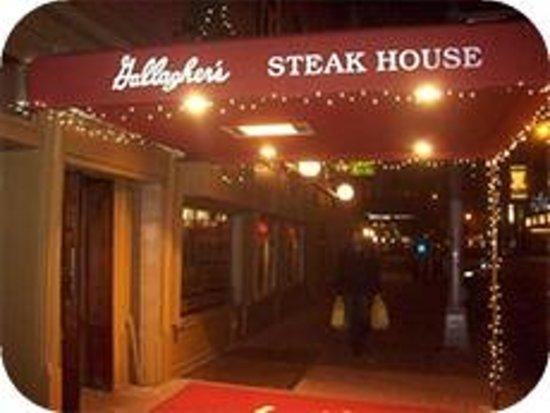 Gallagher's Steak House : Steak House