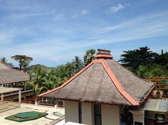 The Briza Beach Resort Samui: View from the room