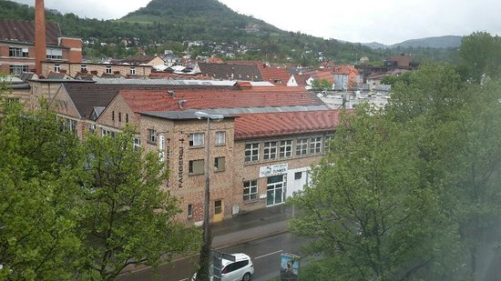 City Hotel Fortuna: View From room