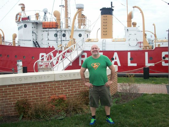 to confirm I was there @ lightship Overfalls , Lewes ,DE