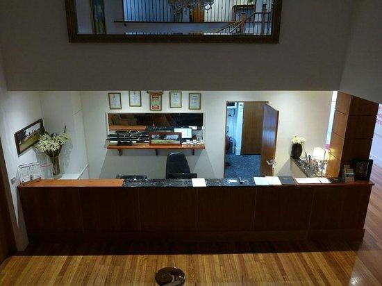 The Seahorse Inn : Main reception.