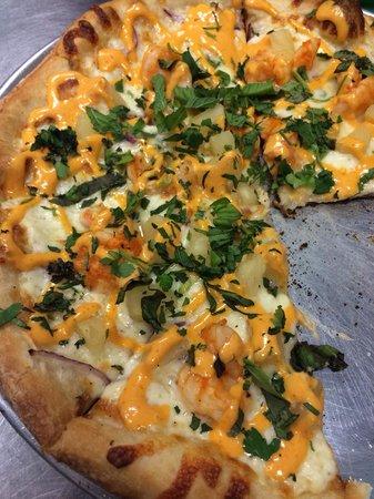 Pies & Pints: Secret Sriracha shrimp pie!
