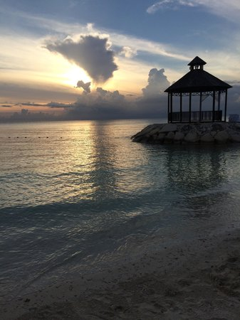 Secrets Wild Orchid Montego Bay: every night had beautiful sunsets