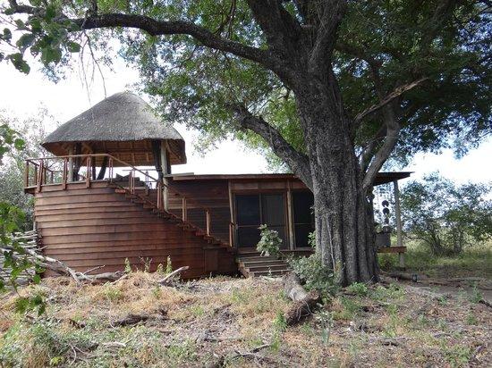 andBeyond Xudum Okavango Delta Lodge: Our safari suite