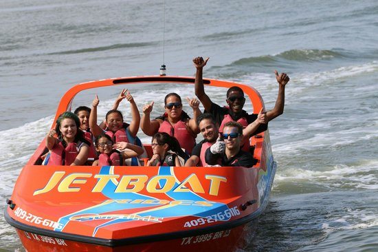 Galveston Water Adventures: Uh-mazing!!!! We had so many different ages on the boat and we ALL loved it! Awesome!!
