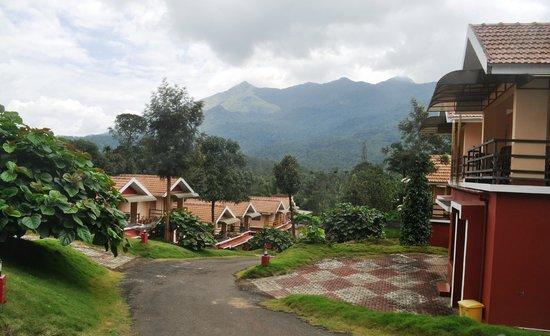 Vythiri Meadows: The resort