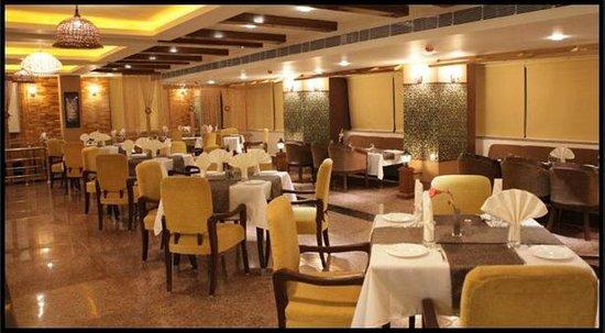 Hotel Harmony Inn: Dining Hall