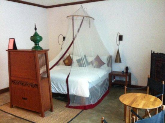 Blue Bird Hotel : Room 101