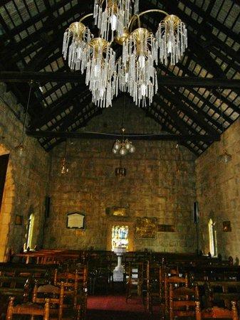 CSI Christ Church: the antique chandelier
