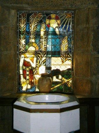 CSI Christ Church: Picture window