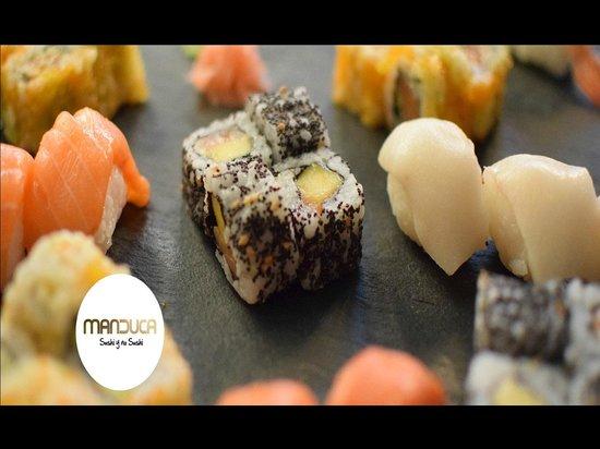 Restaurante Manduca: Combinado Sushi