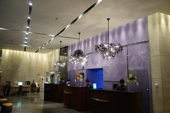 Pullman Saigon Centre : reception