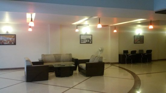 Hotel Hong Kong Inn: Lobby area1