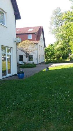 Land-gut-Hotel Hermann: Outside view