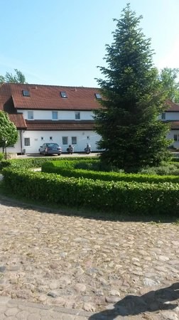 Land-gut-Hotel Hermann: Adjoining building