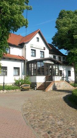Land-gut-Hotel Hermann: Restaurant