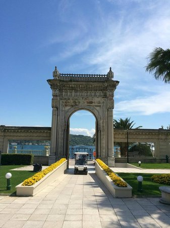 Ciragan Palace Kempinski Istanbul: Porte Ottomanne