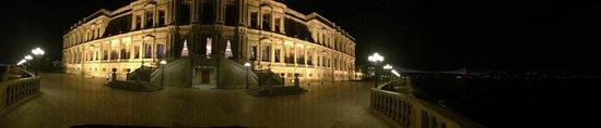 Ciragan Palace Kempinski Istanbul: Vue panoramique du palace