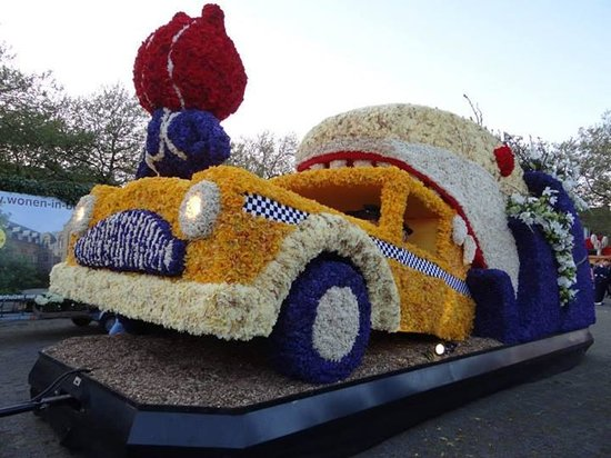 Amsterdamsel Tours: Flower Parade-2014