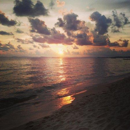 Otres Beach: amazing sunsets