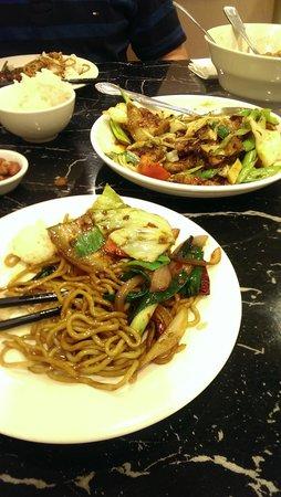 Bund Shanghai Restaurant: Yummy!!