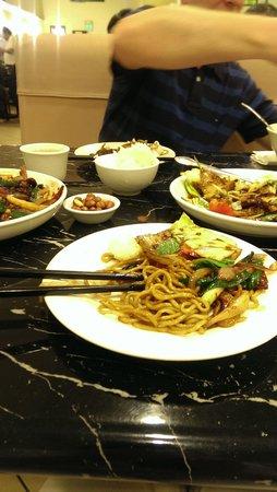 Bund Shanghai Restaurant: House Noodles