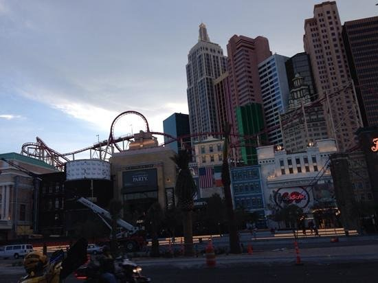 Monte Carlo Resort & Casino : vegas strip