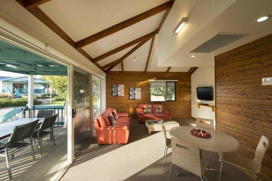 Adelaide Shores Resort : Villa Interior