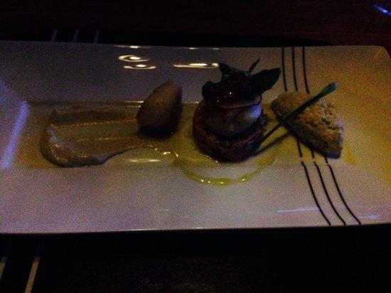 Tree Tops: Dessert