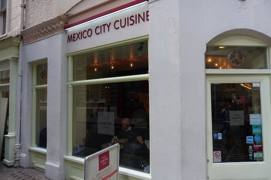Lupita Mexican Restaurant: Lupita restaurant
