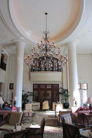The Ritz-Carlton Key Biscayne, Miami: Lobby