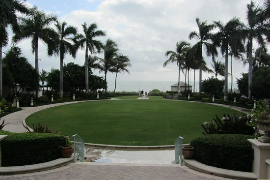 The Ritz-Carlton Key Biscayne, Miami: Gelände