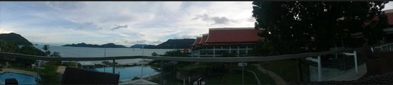 The Westin Langkawi Resort & Spa: panoramic view from Breeze