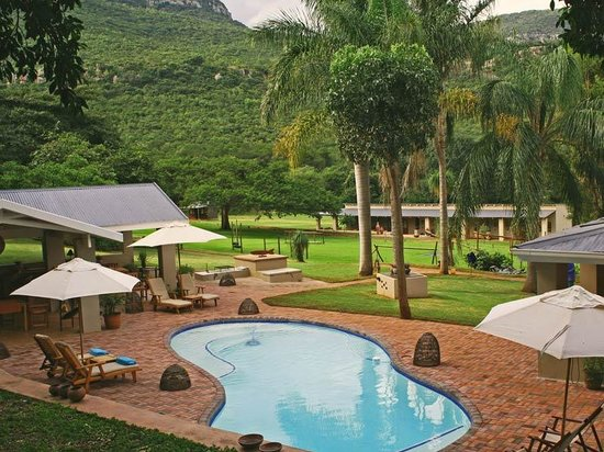Madi a Thavha Mountain Lodge: Peacefully nestled in a Soutpansberg valley