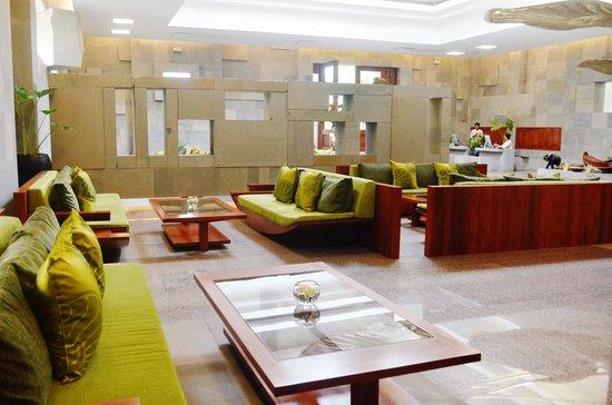 Borei Angkor Resort & Spa: Borei's lobby