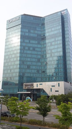 Orakai Songdo Park Hotel: View of the hotel