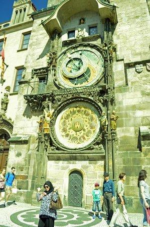 Avantgarde Prague Tours: vue extérieure