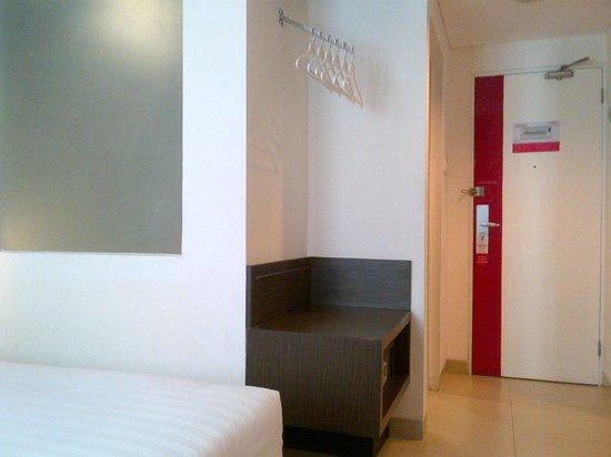 favehotel Melawai: Tempat baju
