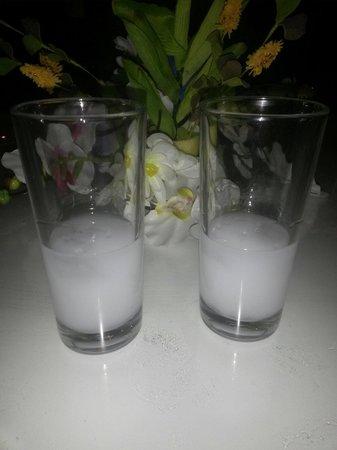 Annabella Diamond Spa & Hotel: Местная водка -раки
