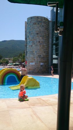 Kervansaray Resort : Pool