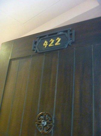 Krabi Cha-Da Resort: Room Door