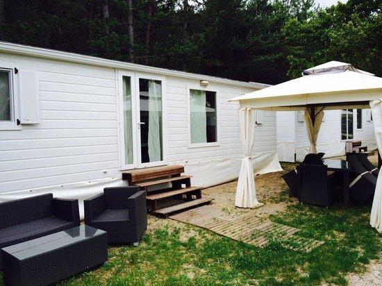 Camping Le Couriou