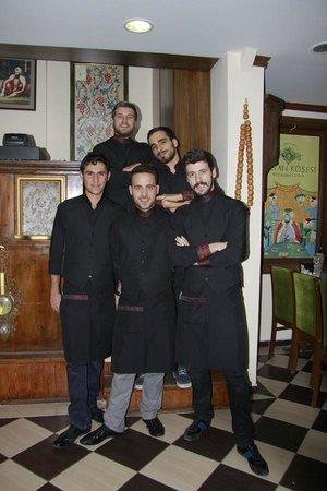Sultan Corner Hotel: Sultan Corner Team